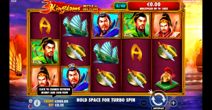 3 Kingdoms Battle Of Red Cliffs Slot Online