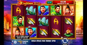 3 Kingdoms Battle Of Red Cliffs Slot Online